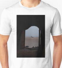 Through the yurt door T-Shirt