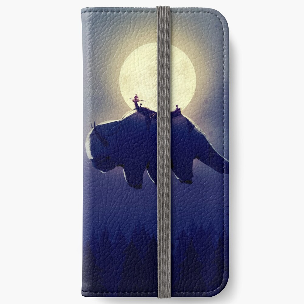 The End of All Things - Night Version iPhone Wallet