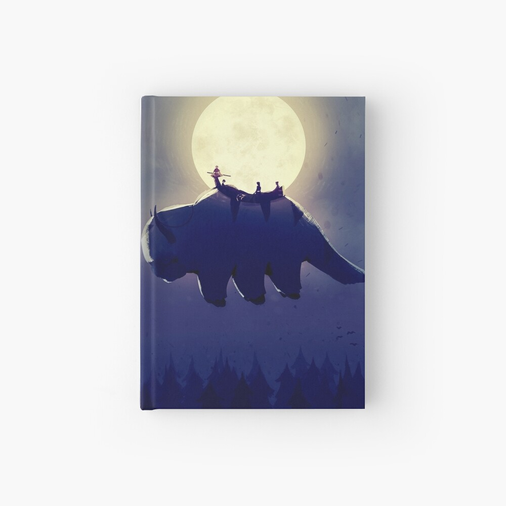 The End of All Things - Night Version Hardcover Journal