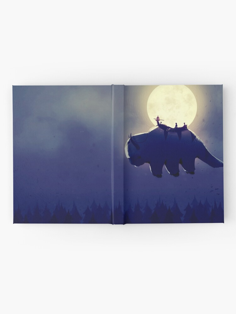 Alternate view of The End of All Things - Night Version Hardcover Journal