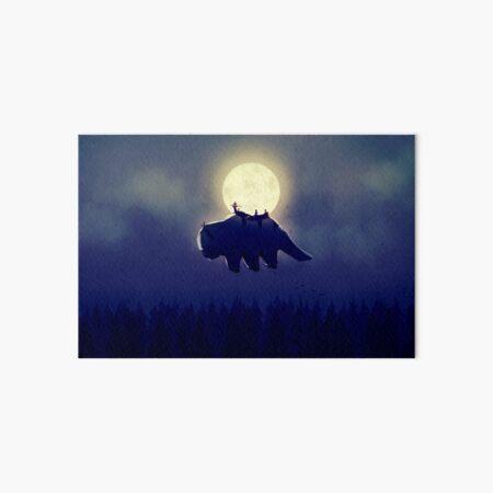 La fin de toutes choses - Version de nuit Impression rigide