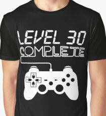 Level 30 Complete Shirt Graphic T-Shirt