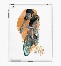 Eddy 'Le Cannibale' Merckx iPad Case/Skin
