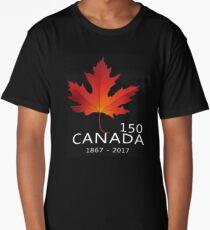 Canada 150 years Long T-Shirt