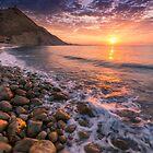 Sunrise at Reixes Lloma by Ralph Goldsmith