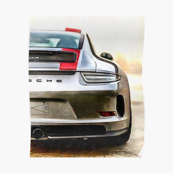 Porsche 911 R Worldwide (991) '2016 Poster