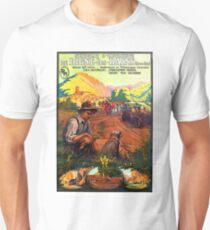 Great Le Bain, France, French, vintage, travel poster T-Shirt