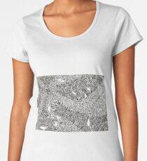 Waves Women's Premium T-Shirt