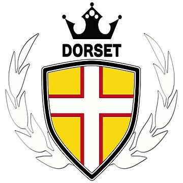 Dorset flag by lemmy666