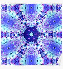 Ultraviolet Surf Poster