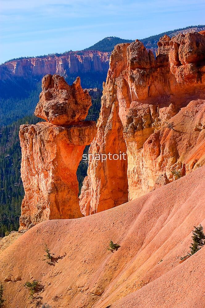 Bryce Canyon 4 by snaptoit