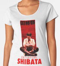 Katsuyori Shibata - Monolith T-Shirt Women's Premium T-Shirt