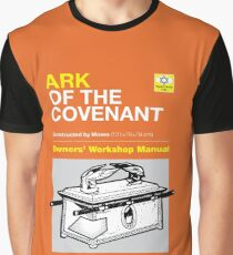 Owners Manual - Ark of the Covenant Graphic T-Shirt