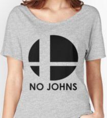 No Johns  Women's Relaxed Fit T-Shirt