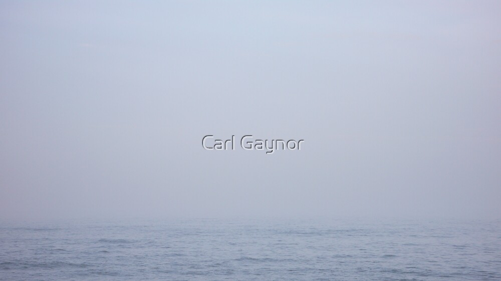 North Sea - East Coast - England  by Carl Gaynor