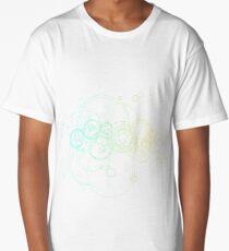 Time Lord Writing (vape_2) Long T-Shirt
