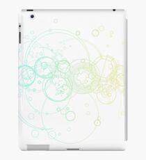 Time Lord Writing (vape_2) iPad Case/Skin
