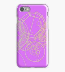 Time Lord Writing (vape_4) iPhone Case/Skin
