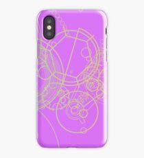 Time Lord Writing (vape_4) iPhone Case/Skin