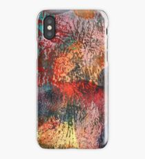 Abstract Work Number Two iPhone Case/Skin