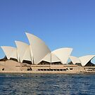 Sydney Opera House by David Thompson