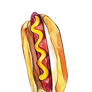 Hot Dog by SergejsG