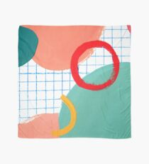 Abstract figures Scarf