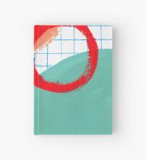Abstract figures Hardcover Journal