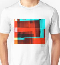 Red Layer Unisex T-Shirt