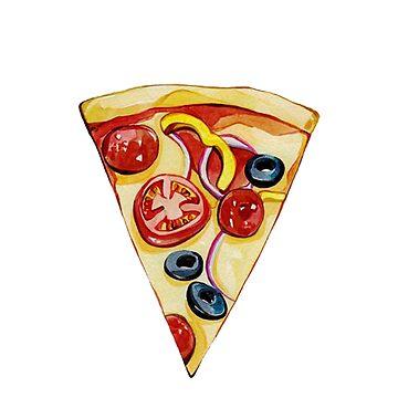 Pizza by SergejsG