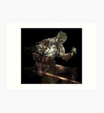 Souls Knight Exposure Art Print