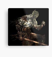 Souls Knight Exposure Metal Print