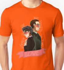 Nygmobblepot Love T-Shirt