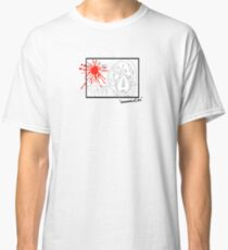 tagger red Classic T-Shirt