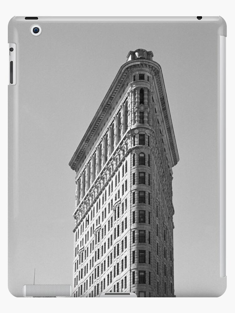 Flatiron building 1 - New York by Flo Smith