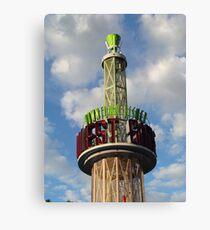 Downtown Disney Canvas Print