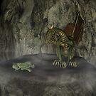 Dragon cave by Annika Strömgren