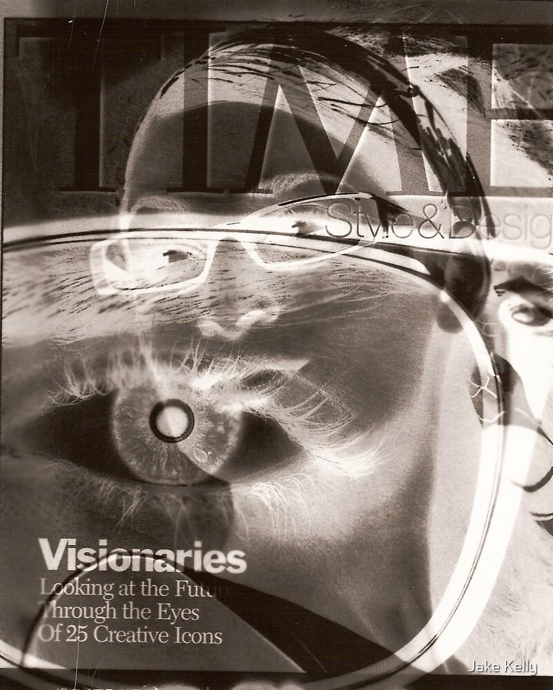 Visionary by Jake Kelly
