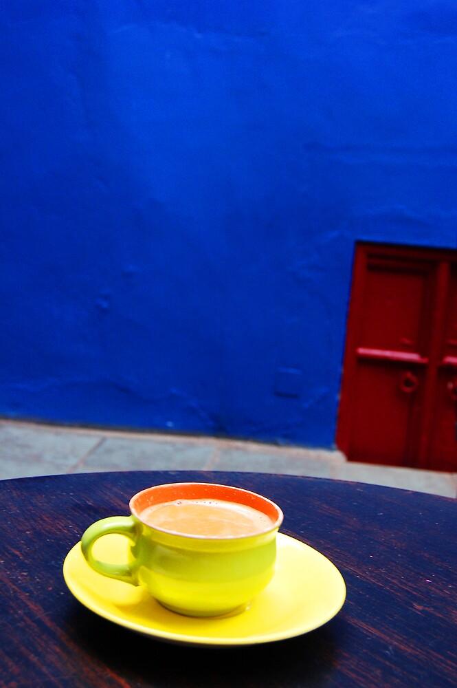 Midday Chai by Desmond  Wilson