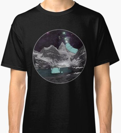 MONSTERS AT NIGHT Classic T-Shirt
