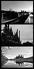 A Blast Furnace Triptych by DJ Florek