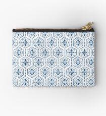 Lyonesse Hexagon Lapis Blue Studio Pouch