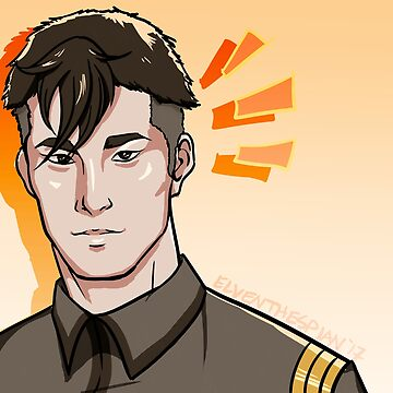 Garrison Shiro by elventhespian