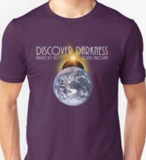 Entdecken Sie die Dunkelheit South Carolina - Pfad der Totalität 2017, Total Solar Eclipse 2017 Slim Fit T-Shirt