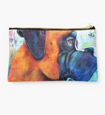 Boxer and the Bee Studio Pouch