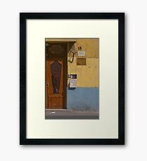Hungary 03 Framed Print