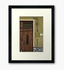 Hungary 02 Framed Print