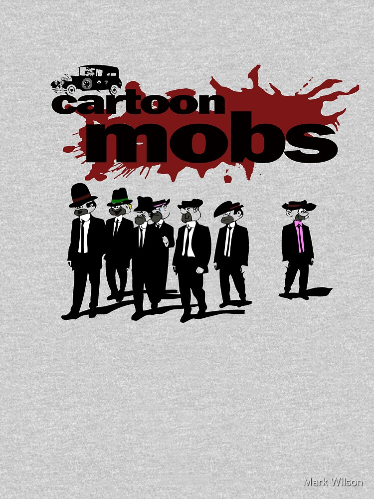 Cartoon Mobs by Sparks68
