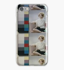 Leaderladies Film Frame 5 iPhone Case/Skin