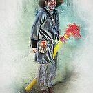 Nerf Jousting Master by Samuel Vega